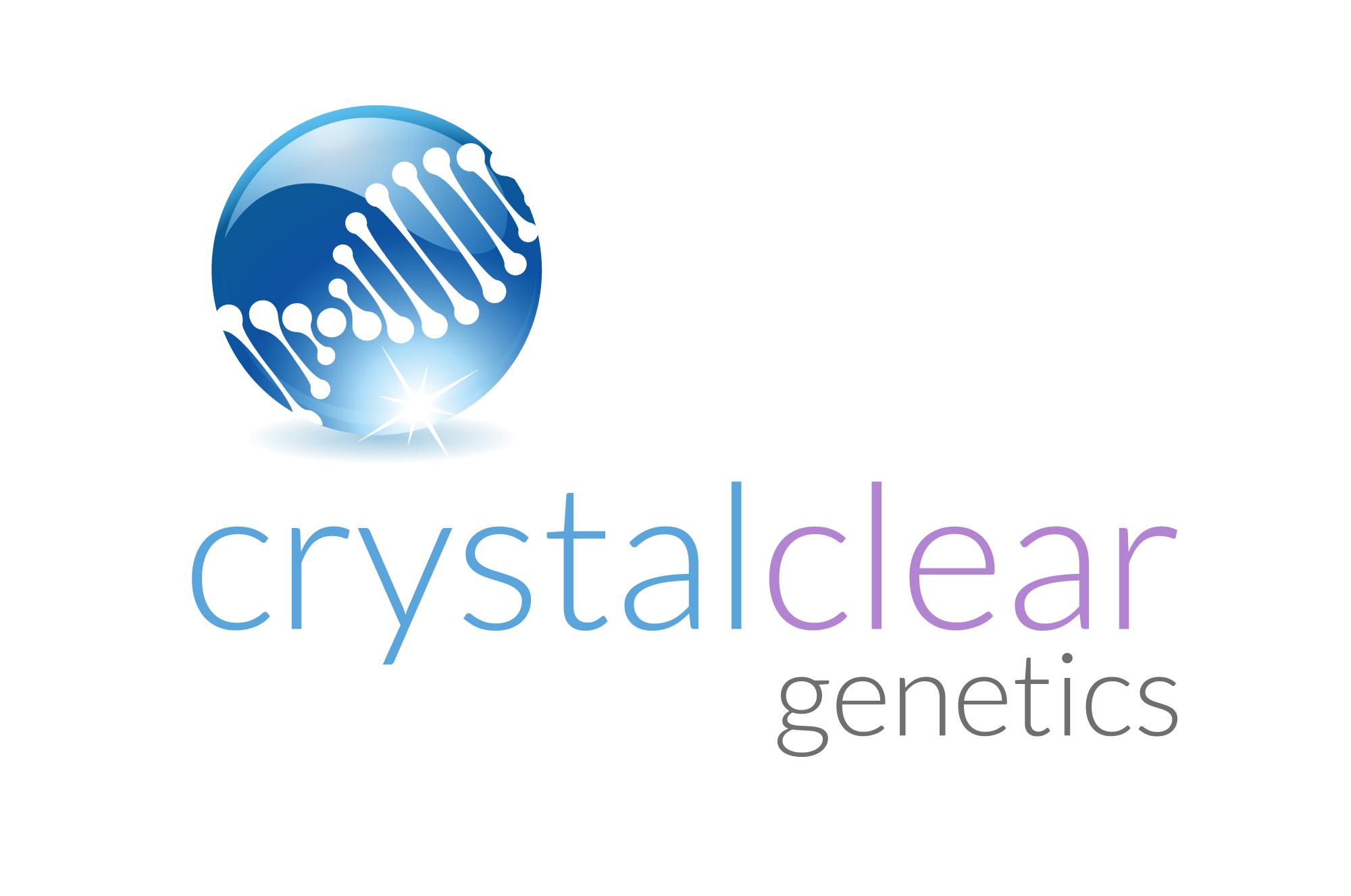 Crystal Clear Genetics logo